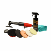 Griots Garage BOSS AIR Micro Rotary Polisher Starter Kit