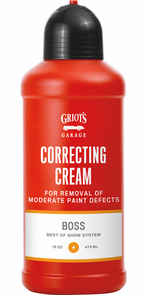 Griots Garage BOSS Correcting Cream