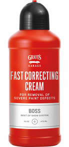 Griots Garage BOSS Fast Correcting Cream
