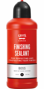 Griots Garage BOSS Finishing Sealant Cream