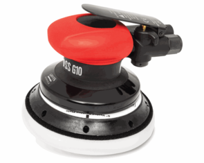 Griots Garage BOSS G10 Air, 10mm Pneumatic Polisher - <font color=red>Choose Your Backing Plate</font>