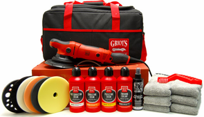 Griots Garage BOSS G21 Long Throw Orbital Polisher Deluxe Kit