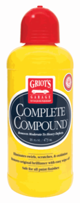 Griots Garage Complete Compound 16 oz.