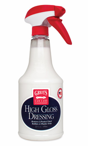 Griots Garage High Gloss Dressing 22 oz.
