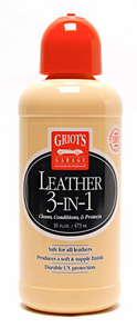 Griots Garage Leather 3-in-1