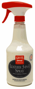 Griots Garage Leather 3-in-1 Spray