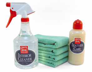 Griots Garage Leather Care Kit