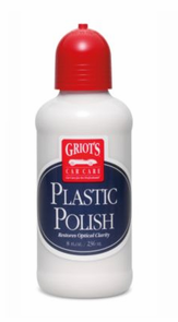 Griots Garage Plastic Polish 8 oz.