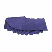 GYEON Microfiber Suede Applicator Towel, 4 x 4 - 10 pack