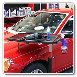 How To Use a Porter Cable Dual Action Car Polisher