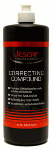 Jescar Correcting Compound 32 oz.