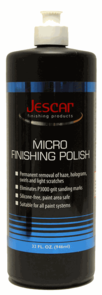 Jescar Micro Finishing Polish 32 oz.
