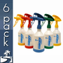Kwazar Mercury Pro + 0.5 Liter Spray Bottle (17 oz) - 6 Pack