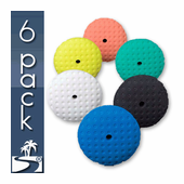 Lake Country 7.5 Inch CCS Pads 6 Pack - You Pick!
