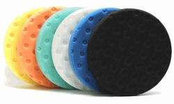 "Lake Country CCS Dual Action 5.5 Inch Foam Pads <font color=""ff0000""> New & Improved! </font>"" title=""Lake Country CCS Dual Action 5.5 Inch Foam Pads <font color=""ff0000""> New & Improved! </font>"