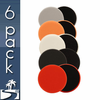 Lake Country ThinPro Foam Pad System 5.5 Inch 6 Pack - <font color=red>Your Choice!</font>