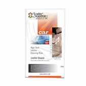 Leather Master Car Interior Strong Cleaner Wipe