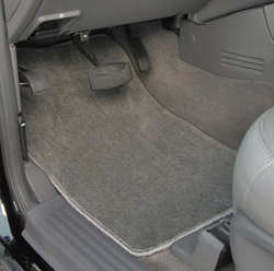 Lloyd Heavy Plush Semi-Custom Floor Mats