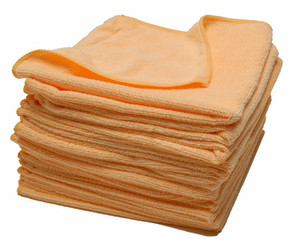 Mango Breeze Microfiber Towels - 12 Pack