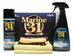 Marine 31 Canvas & Fabric Care Kit