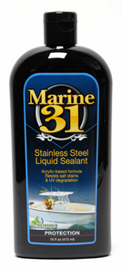 Marine 31 Stainless Steel Liquid Sealant