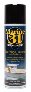 Marine 31 T-Top Fabric Protectant with SunBlock