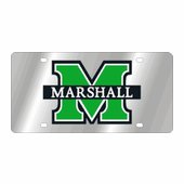 Marshall University Thundering Herd NCAA Team License Plate