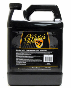 McKee's 37 Fast Water Spot Remover 128 oz.