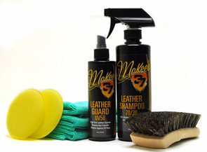 McKee's 37 Total Leather Care Kit