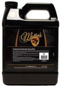 McKee's 37 Trademark Extender Spray Wax 128 oz.