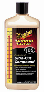 Meguiar's Ultra Cut Compound M105