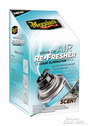 Meguiars Air Re-Fresher Odor Eliminator <font color=red>Coming Soon!</font>