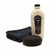 Meguiars Mirror Bright Leather Lotion Combo