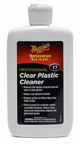 Meguiars Mirror Glaze #17 Cleaner