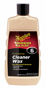Meguiars Mirror Glaze #6 Cleaner/Wax