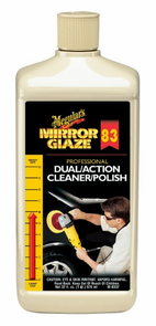 Meguiars Mirror Glaze #83 Dual Action Cleaner Polish