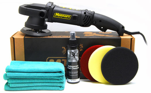 Meguiars MT300 Dual Action Polisher Express Kit