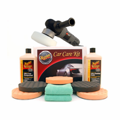 Meguiars Porter Cable XP Ultra Polish Kit with 5.5 Inch Pads <font color=red><strong>FREE BONUS</font></strong>