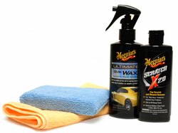 Meguiars Scratch Removal Combo