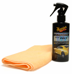 Meguiars Ultimate Quik Wax Combo