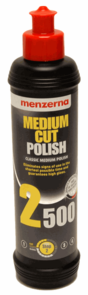 Menzerna Medium Cut Polish 2500 8 oz.