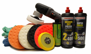 Menzerna Porter Cable XP Ceramic Show Car Kit <font color=red><strong>FREE BONUS</font></strong>