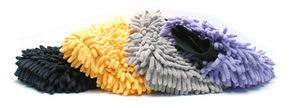 Micro-Chenille Wash Mitt Complete Pack
