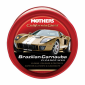 Mothers California Gold Brazilian Carnauba Cleaner Wax Paste