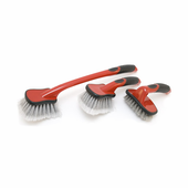 Mothers Tire, Wheel & Well Brush Kit