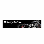 Motorcycle Care