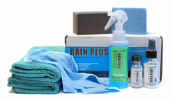 Nanoskin Rain Plus Hydrophobic Glass Treatment System