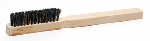 Natural Horse Hair Interior Detail Brush