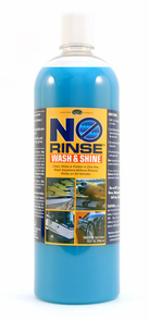 Optimum No Rinse Wash & Shine