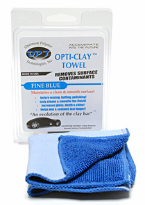 Optimum Opti-Clay Towel – Fine Blue